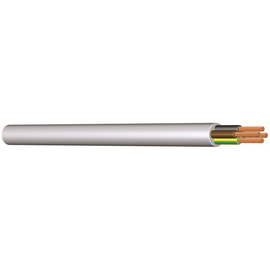 A03VV-F YML-J 3G1 grau 500m Trommel PVC-Schlauchleitung Produktbild
