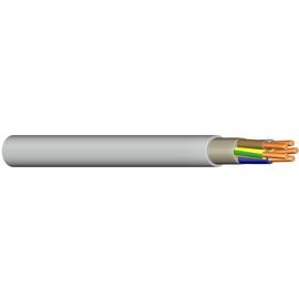 NYM-JZ 10X1,5 grau 50m Ring PVC-Mantelleitung VDE numm. Adern Produktbild