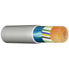 J-Y(ST)Y 2X2X0,8 grau 100m Ring Fernmeldekabel f. Innenräume Produktbild