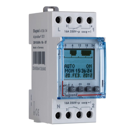 412654 Legrand AlphaRex D21 Astro- Schaltuhr 230V AC 1K Produktbild