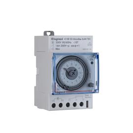 412823 Legrand MicroRex Plug&Play T31 Tagesschaltuhr 230V + Gangreserve Produktbild