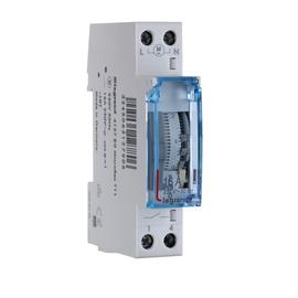 412790 Legrand MicroRex QT11 Tages- Schaltuhr 230V50-60Hz quarz +Gangreserve Produktbild