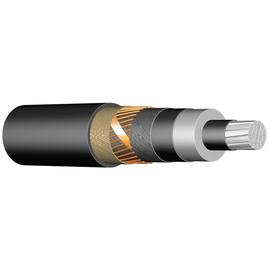 NA2XS(F)2Y 1X50 RM/16 12/20 KV schwarz Mittelspannungskabel Messlänge Produktbild