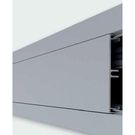 11735 ELITEC BRA3 OT Brüstungskanal alu Oberteil natureloxiert 80mm Produktbild