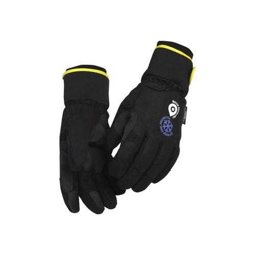 22493945990010 Blakläder Winterhandschuh schwarz Gr.10 synthetik Leder Produktbild Front View L