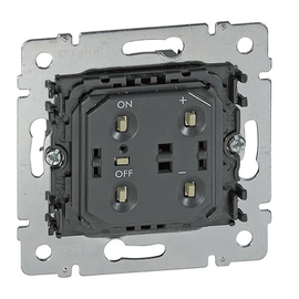775659 LEGRAND PRO21 EINSATZ LED-DIMMER Produktbild