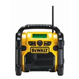 DCR019-QW DEWALT Akku- und Netz-Radio F.10,8-18,0V XR Li-Ion, Lieferumf.o Akku Produktbild
