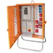 690000001 PCE Baustromverteiler 35A AVEV 35/11-3/V1/ÜA m.DO2 Lt-schalter OÖ,S,W, Produktbild