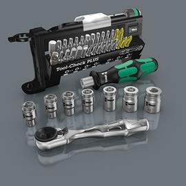 05056490001 WERA Tool-Check PLUS Werkzeugkombination, 39 teilig Produktbild