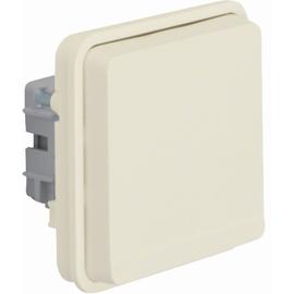 47063512 BERKER W.1 FR AP SSD-Einsatz Ap/Up&erhö.Berührungsschutz, polarw matt Produktbild