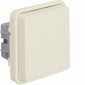 6768803512 BERKER W.1 FR AP SD Einsatz m. Schutzkontaktstift Ap/Up, polarw.matt Produktbild