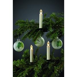 602630 HELLUM 10 Kabellose Weihnachtske. f.innen ink. iR Fernbeding LED warm-weiß Produktbild