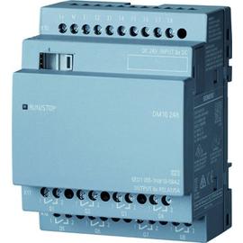 6ED1055-1NB10-0BA2 SIEMENS LOGO DM16 24R Erw.-Mod., 24VDC/24VDC/REL. 4TE 8DE/8DA Produktbild