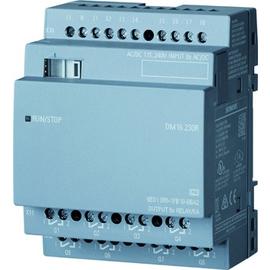 6ED1055-1FB10-0BA2 SIEMENS LOGO DM16 4TE 230R Erw.-Mod., 230V/230V/REL. 8DE/8DA Produktbild