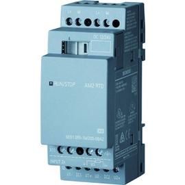 6ED1055-1MD00-0BA2 SIEMENS LOGO! AM2 RTD Erw.-Mod., DC 12/24V, 2AE -50..+200°C Produktbild