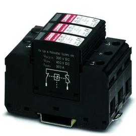 2800642 PHÖNIX VAL-MS 600DC-PV/2+V Überspannungsschutz-Gerät Typ 2 Produktbild