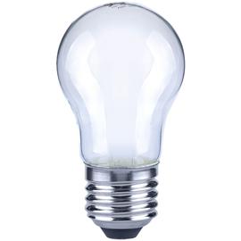 37-75704 TELE-SOUND LED-Tropfenform Filament 4W E27 2700K 446lm matt EEI:A++ Produktbild