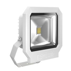 EL10810107 ESY-LUX LED Strahler 30W weiß 3000K Produktbild