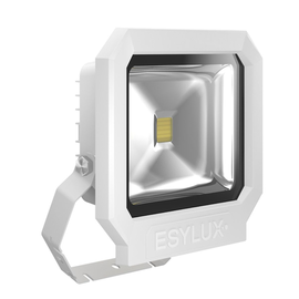 EL10810206 ESY-LUX LED Strahler 50W weiß 3000K Produktbild
