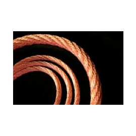 CU-Seil 25mm² blank hochflexibel 65X7X7X0,10 Produktbild