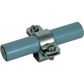275252 Dehn Leitungshalter für HVI-/CUI Leitungen D20-23mm+Langloch10x5,5mm Niro Produktbild