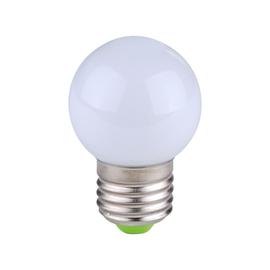 37-65719 Tele-Sound LED-Tropfenform 1W E27 Matt Kunststoff warmweiss 48lm EEI:A Produktbild