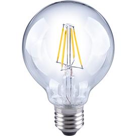 37-32705 TELE-SOUND LED-Globeform Filam.5W E27 2700K 640lm klar EEI: A++ Produktbild