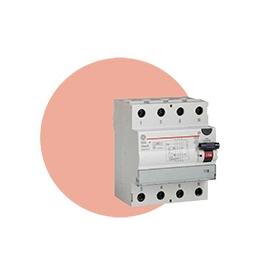 565346 GE FPB 4 63/100 Fehlerstromschutz schalter FI Typ B 4p 63A 100mA 4TE Produktbild