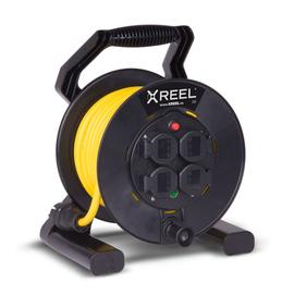 9250156-p PC-E Kabeltrommel XREEL 250 4xSSD sw IP54 25m N07V3V3-FK35 3G1.5G-St Produktbild