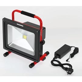 111590 Cimco 50W Akku-Baustellenstrahler 2600lm 50W LED Produktbild