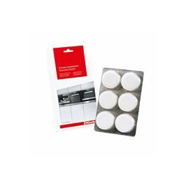 10178330 Miele Entkalkungstabletten (1Pkg.= 6Stk.) für Dampfgarer Produktbild