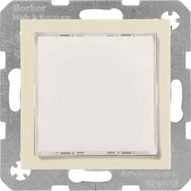 29538982 Berker S.1 LED-Signallicht weiße Beleuchtung, weiß glzd Produktbild