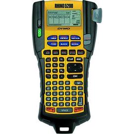 DS0841400 Dymo Rhino 5200 Beschriftungs- gerät im stabilen Hartschalenkoffer Produktbild