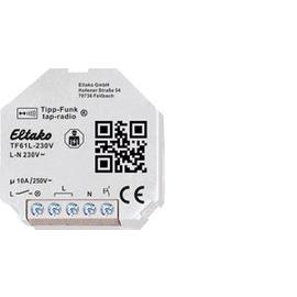 30100032 Eltako TF61L-230V Tipp-Funk Lichtaktor Produktbild