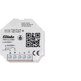 30200032 Eltako TF61J-230V Tipp-Funk Jalousieaktor Produktbild