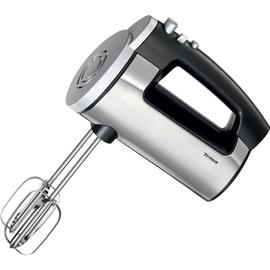 6615 7510 Trisa Handmixer  Turbo Mix 300W 2 Quirle & 2 Knethaken sw/edlst. Produktbild