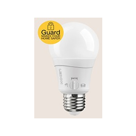 29001162 Ledon LED Lampe A60 10W/M/927 E27 230V GUARD 800lm matt EEI:A+ Produktbild