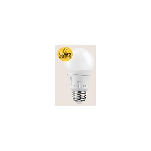 29001162 Ledon LED Lampe A60 10W/M/927 E27 230V GUARD 800lm matt EEI:A+ Produktbild Front View L