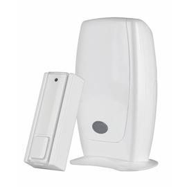 71083 Trust Smarthome ACDB-6600AC Funk- Türklingelknopf mit tragbarer Türklingel Produktbild