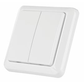 71012 Trust Smarthome AWST-8802 Funk-Doppel-Wandschalter Produktbild