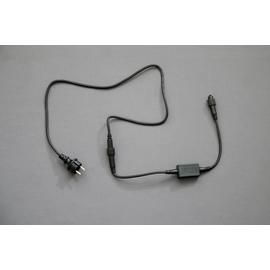 001-011 MK ANSCHLUSS QUICKFIX MAIN CONNECTOR 150CM SCHWARZ IP67 Produktbild