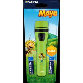 15630201421 VARTA Biene Maja Stableuchte grün 2AA mit Batt. Produktbild