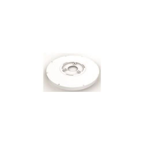 1003-Premium LED Panel Round 225x24mm LED AB LED Leuchte 18W-1440lm-3000K-IP40 Produktbild Front View L