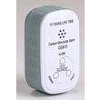 EL-1001 Elro Pro - Mini CO-Alarm - 10 Jahres-Kohlenmonoxidmelder- COSense 9M Produktbild