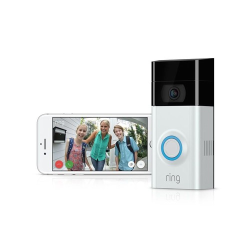 4462222 Ring 8VR1S7-0EU0 IP-Video Türsprechanlage 2 WLAN Produktbild