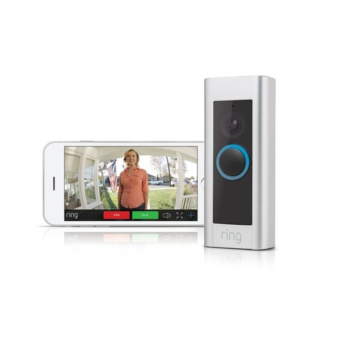 4462223 Ring 8VR4P6-0EU0 IP-Video Türsprechanlage Pro WLAN Produktbild