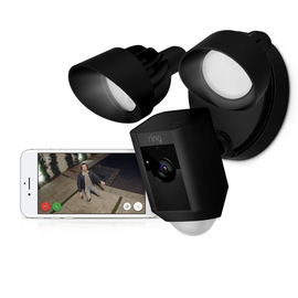 4462231 Ring 8SF1P7-BEU0 Überwachungs- kamera WLAN schwarz Flutlicht Produktbild