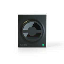 Nello One Smarter Türöffner für Gegensprechanlagen schwarz Produktbild