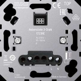 1723NE Jung Nebenstellen 3-Draht AC 230 V  50/60 Hz Produktbild