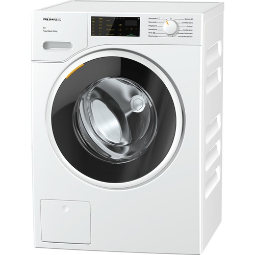 11333540 Miele WWD320 WCS A LW PWash 8kg W1 Waschmaschine Frontlader Lotosw. Produktbild Front View L